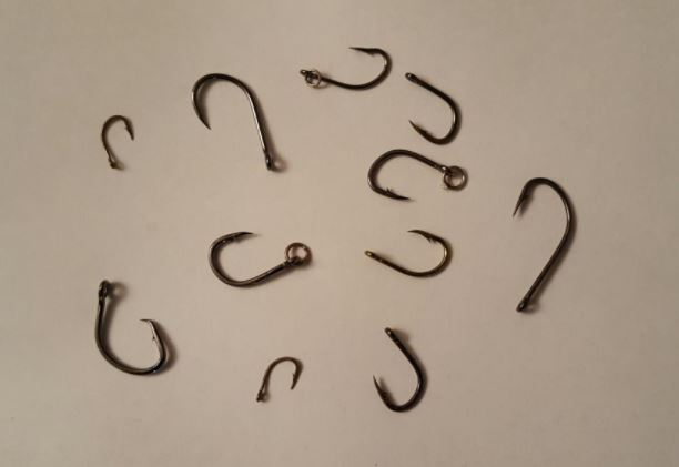 Fish Hook Sizes – Bigger Is Not Always Better