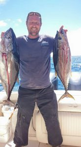 So Cal Tuna Fishing