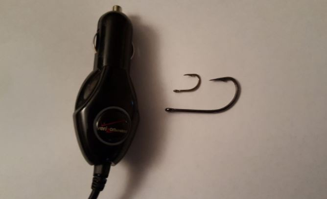 Fish Hook Sizes