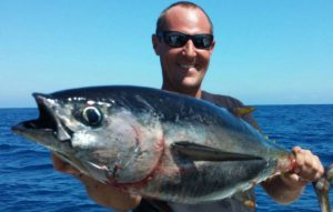 Fish Hook Sizes Can Matter With Tuna