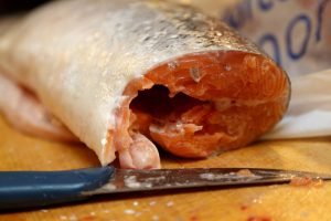 Fillet knives for fish