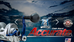 Accurate Fishing Rods