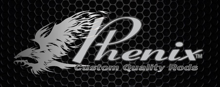 Phenix Fishing Rods – Black Diamond Casting, Spinning, & Deckhand Review