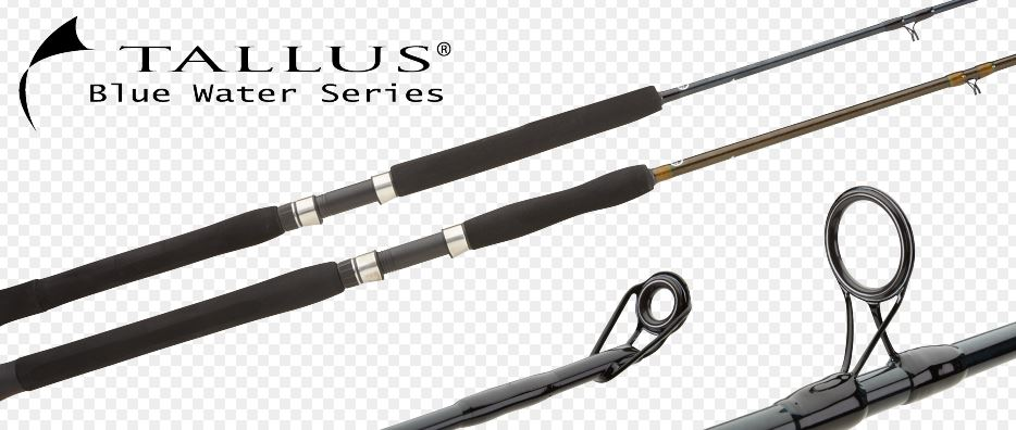 Shimano Tallus Blue Water Series - 2017 Rod Review - FishtFight