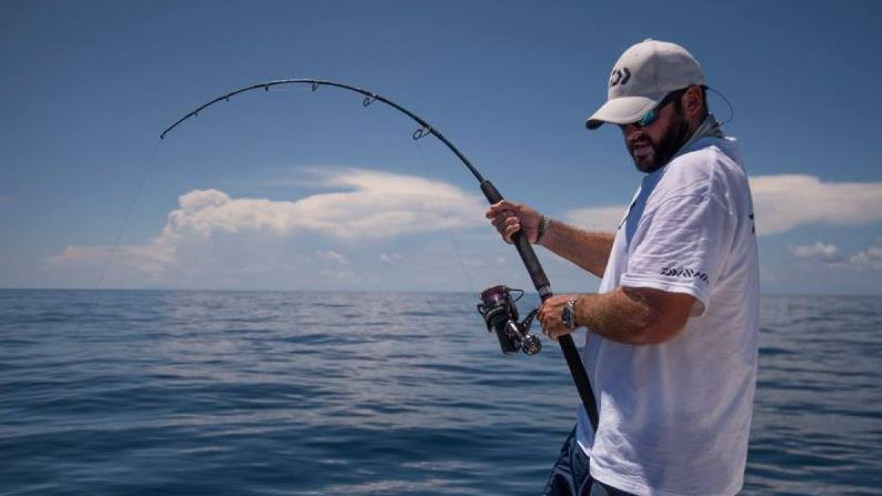 "8/'10/"" Daiwa Proteus Conventional Boat Fishing Rod ~ NEW"