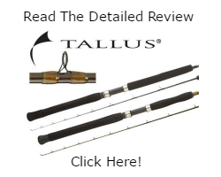 Shimano Tallus Blue Water Series Rods Review