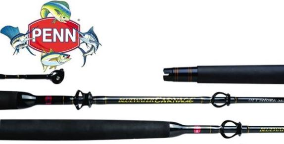 Penn Bluewater Carnage Rod Review – Affordable Strength & Quality Parts