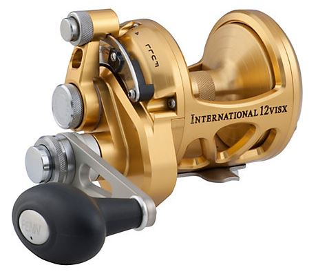 Penn International 12VISX Reel