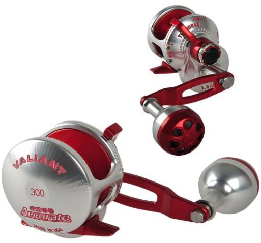 Accurate Valiant Review – Small Reels For Braided Line & Big Fish
