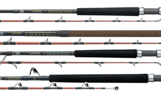 Daiwa VIPA Saltwater Rod Review: E-Glass Blanks & Triangle Grips