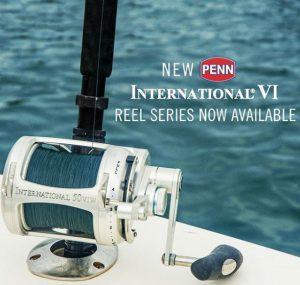 Penn International Reel Series