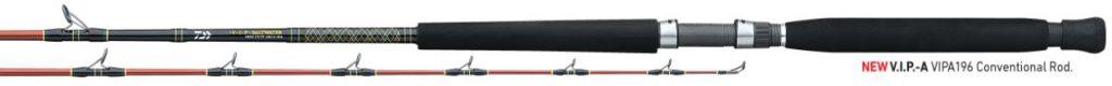 Daiwa VIPA Conventional Rod