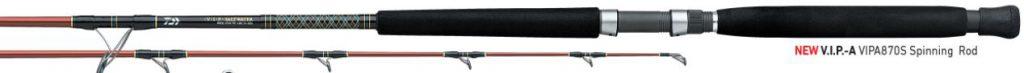 Daiwa VIPA Spinning Rod