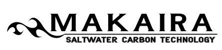 Okuma Makaira Rods Logo