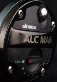 Okuma ALC Mag Carbon Side Plate