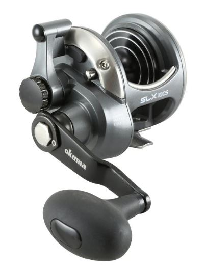 Okuma Solterra SLX High Speed Reel
