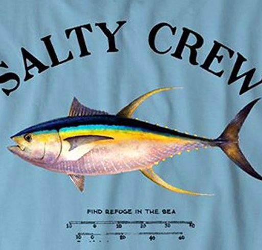 Salty Crew Offshore Apparel: T-Shirts, Hoodies, Caps, & So Much More