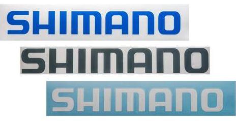 Shimano Logo Decal