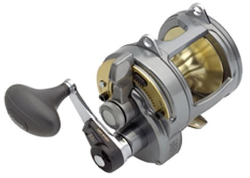 Shimano Tyrnos II Review- Fast Gearing On Two Speed Reels!!