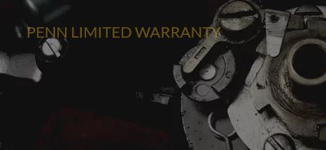 Penn Limited Warranty