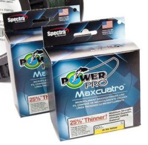 Power Pro Maxcuatro Packaging