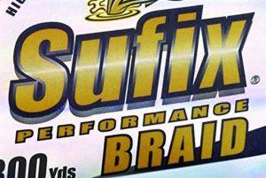 Sufix Performance Braid Logo