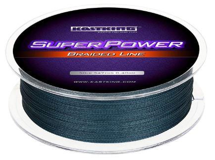 KastKing SuperPower Lo-Vis Grey