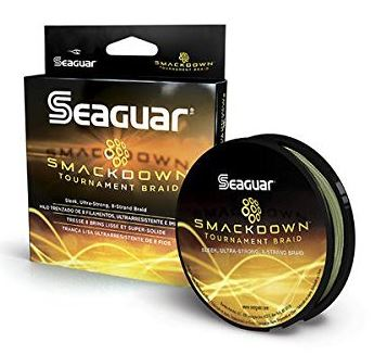 Seaguar Smackdown Braided Line