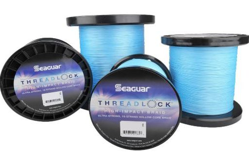 Seaguar Threadlock Review: Big Game 16-Strand Hollow Core Braid