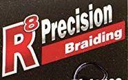 Sufix R8 Precision Braiding