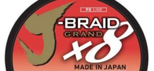 Daiwa J Braid Logo