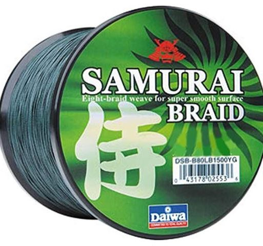 Daiwa Samurai Braid Review: Thin & Smooth But Problematic
