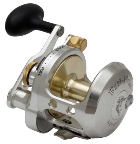 Fin-Nor Marquesa Review: Single & Two Speed Lever Drag Reels