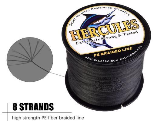 Hercules 8-Strand Braid