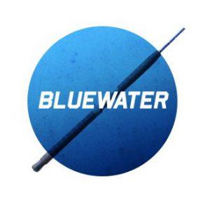 Bluewater Rod Logo
