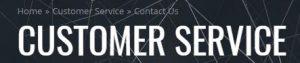SpiderWire Customer Service