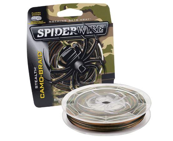 SpiderWire Stealth Green Camo