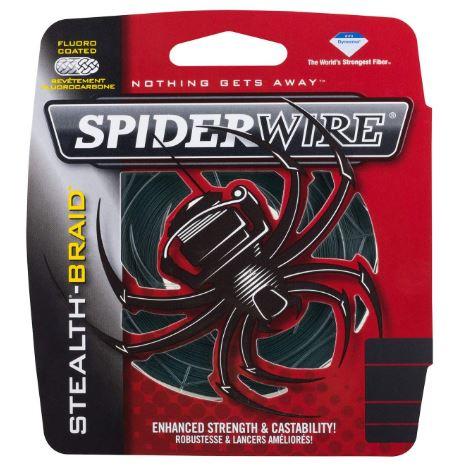SpiderWire Stealth Braided Superline