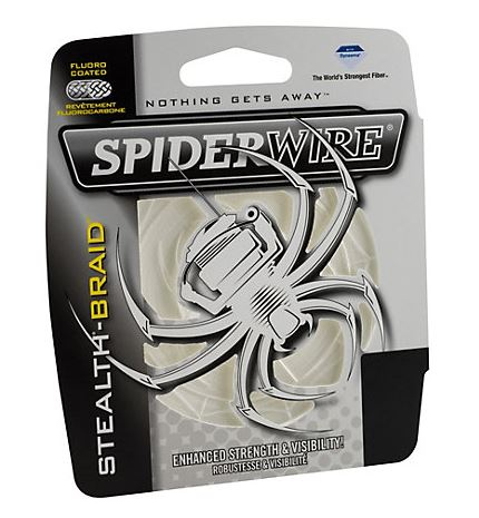 SpiderWire Stealth Translucent