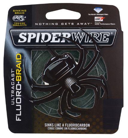 SpiderWire Ultracast Fluoro-Braid
