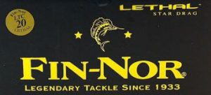 Fin-Nor Lethal Star Drag Logo