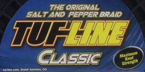 Tuf Line Classic Braid Logo