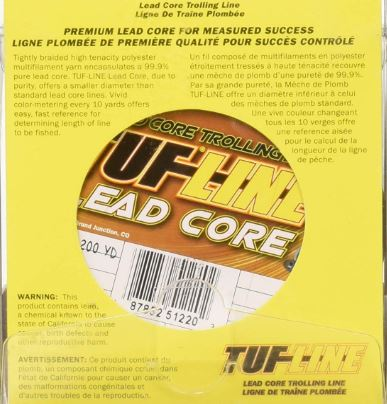 Tuf Line Lead Core Reverse Side Package