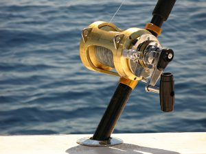 Shimano Tiagra With Filament Line
