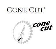 VMC Cone Cut Technology